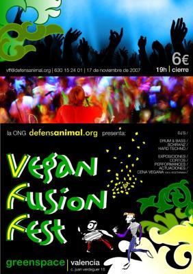 Vegan Fusion Fest