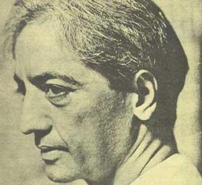"""""""Meditaciones"""", por Krishnamurti"""